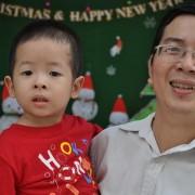 Anh Võ Thành Hưng – Phụ huynh bé: Võ Gia Huy – Lớp Chồi 2